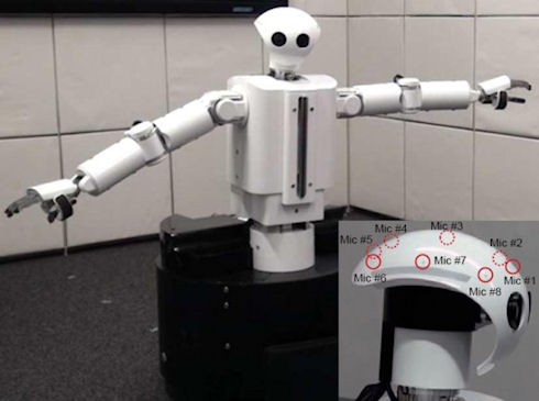 Робот HEARBO от Honda: слышит и понимает