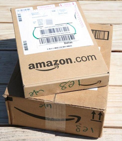 Программа покупает случайные товары на Amazon