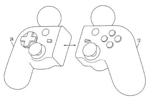 Sony разрабатывает гибридный джойстик для PlayStation