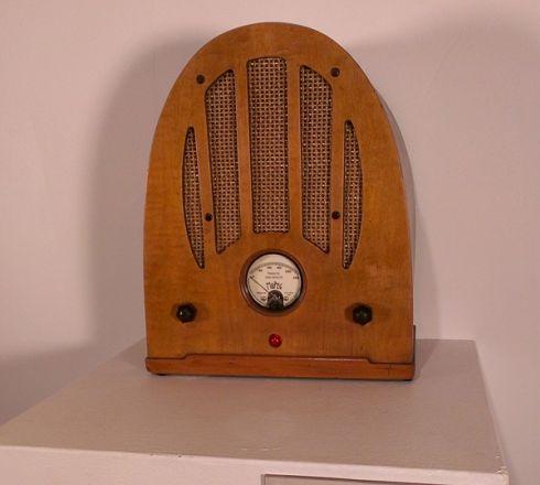 Ретро-радио умеет транслировать твиты