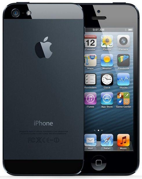 iPhone 5 появится в России 14 декабря