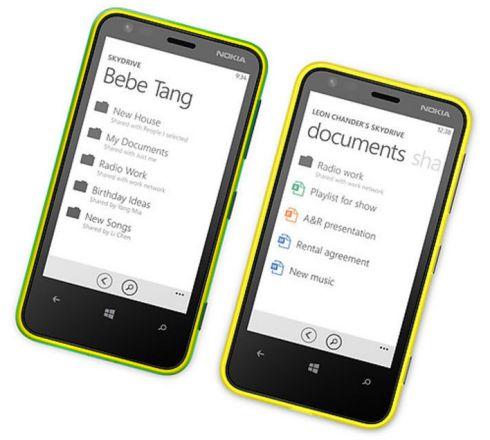 Nokia выпустила дешевую Lumia 620