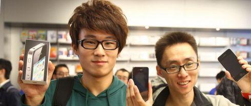 Китайцу отказали в приеме на работу из-за iPhone