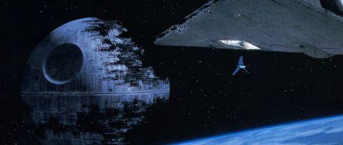 Американцы подали заявку на постройку «Звезды смерти»