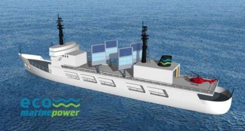 Паруса EnergySail — экономят топливо и улучшают экологию