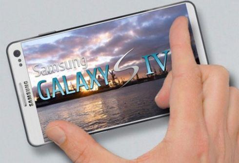 5-дюймовый Samsung Galaxy S4: догнать невозможно