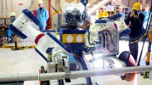 Meister – робот для работы на АЭС