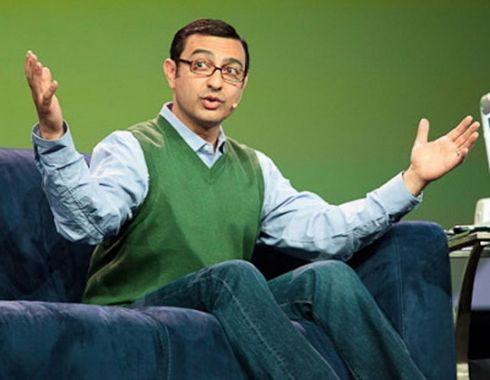 Вик Гундотра напророчил провал партнерства Microsoft и Nokia