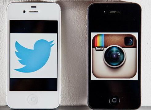Twitter остался без Instagram
