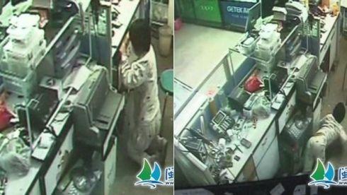 Девочка, страдающая игровой зависимостью, ограбила магазин