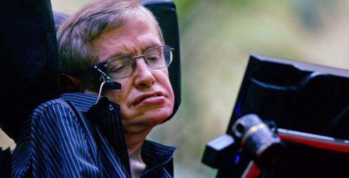 Фонд Мильнера вручил премию Стивену Хокингу