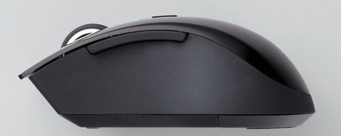 «9-сильная» компьютерная мышь Elecom M-NV1BRBK