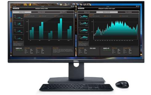 Ультраширокий монитор Dell U2913WM