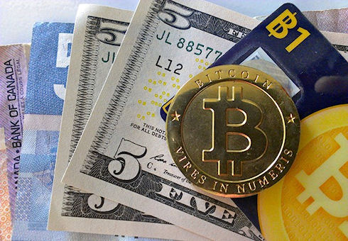 Виртуальные деньги Bitcoin стремятся в реальную жизнь