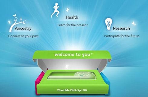 Расшифруй свою ДНК за 100 долларов
