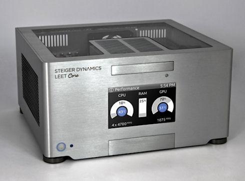 Новые мощные компьютеры LEET от Steiger Dynamics
