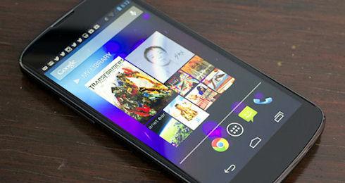 LG не справляется с ростом популярности Google Nexus