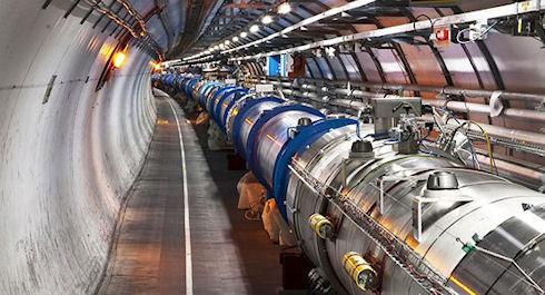 Большой адронный коллайдер станет вдвое мощнее