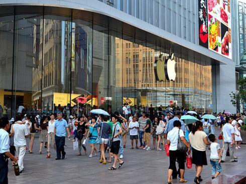 В Китае продано 2 млн iPhone 5 за первые три дня продаж