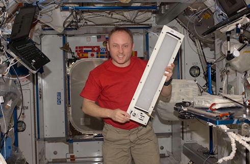 SSLM-лампы помогут установить смену дня и ночи на МКС