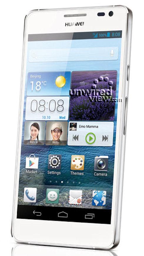 Huawei Ascend D2 готовится к старту