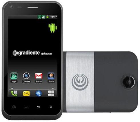 Бразильская IGB Eletronica выпустила собственный «IPHONE»