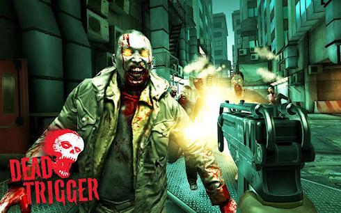 Новогоднее обновление в Dead Trigger