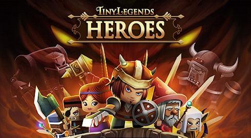 Спасаем мир в Tiny Legends: Heroes