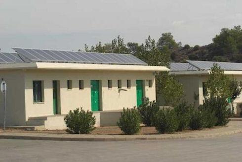 На Кипре появился экологический военный лагерь