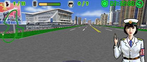 Pyongyang Racer – первая онлайн-игра Северной Кореи