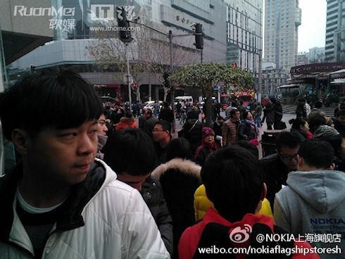 В Китае восторженно встретили Nokia Lumia 920