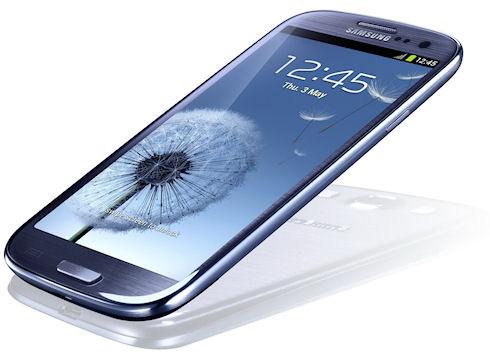 Зафиксированы массовые поломки смартфонов Samsung Galaxy S III