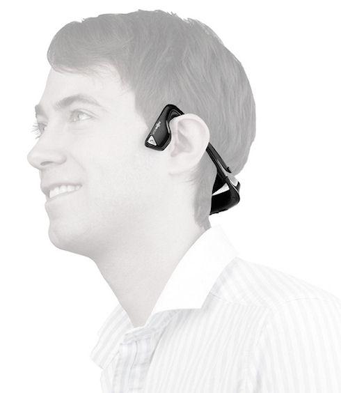 AfterShokz Bluez — передача звука вибрациями