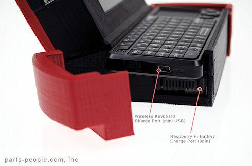 Pi-to-Go – распечатай себе ноутбук