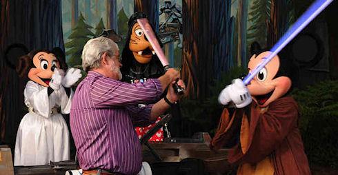 Walt Disney ищет режиссера для фильма «Звездные войны: Эпизод 7»
