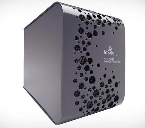 ioSafe SOLO G3 защитит ваш жесткий диск