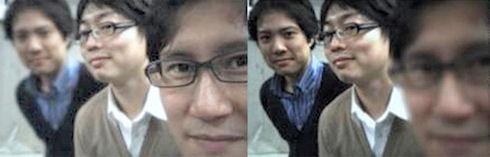 Toshiba разработала камеру для смартфонов с изменяемым фокусом