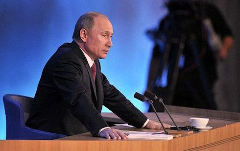 Владимир Путин призвал ФСБ активнее бороться с киберпреступностью