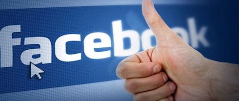 Поздравь друзей из Facebook заранее