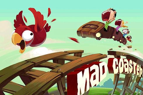 Madcoaster — сумасшедшие американские гонки