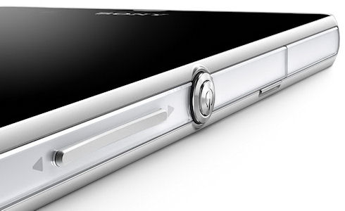 5-дюймовый флагман Sony Xperia Z