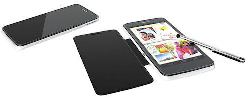 Alcatel представила новые смартфоны Idol