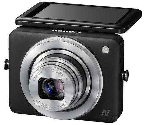 Оригинальная камера Canon PowerShot N