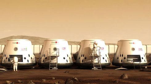 На Марс навсегда!