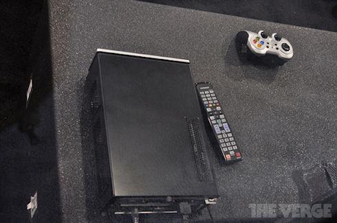 Valve создает консоль Steam Box и биометрический контроллер