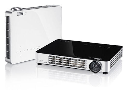 Миниатюрный проектор Vivitek Qumi Q7 HD LED
