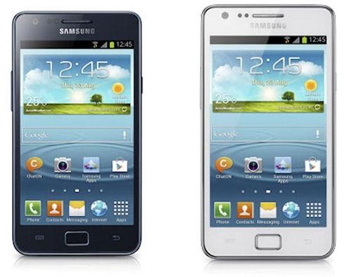 Новый смартфон Samsung Galaxy S II Plus