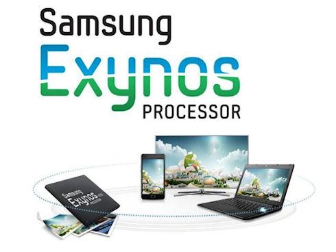 Samsung выпустит восьмиядерный процессор Exynos 5 Octa