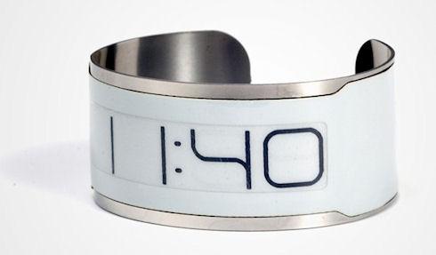 Сверхтонкие защищенные часы CST-01