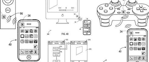 Apple наращивает число патентов